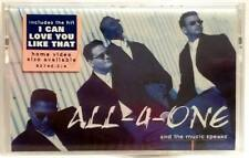 ALL-4-ONE and the music speaks 1995 CASSETTE TAPE - NEW/Factory Sealed