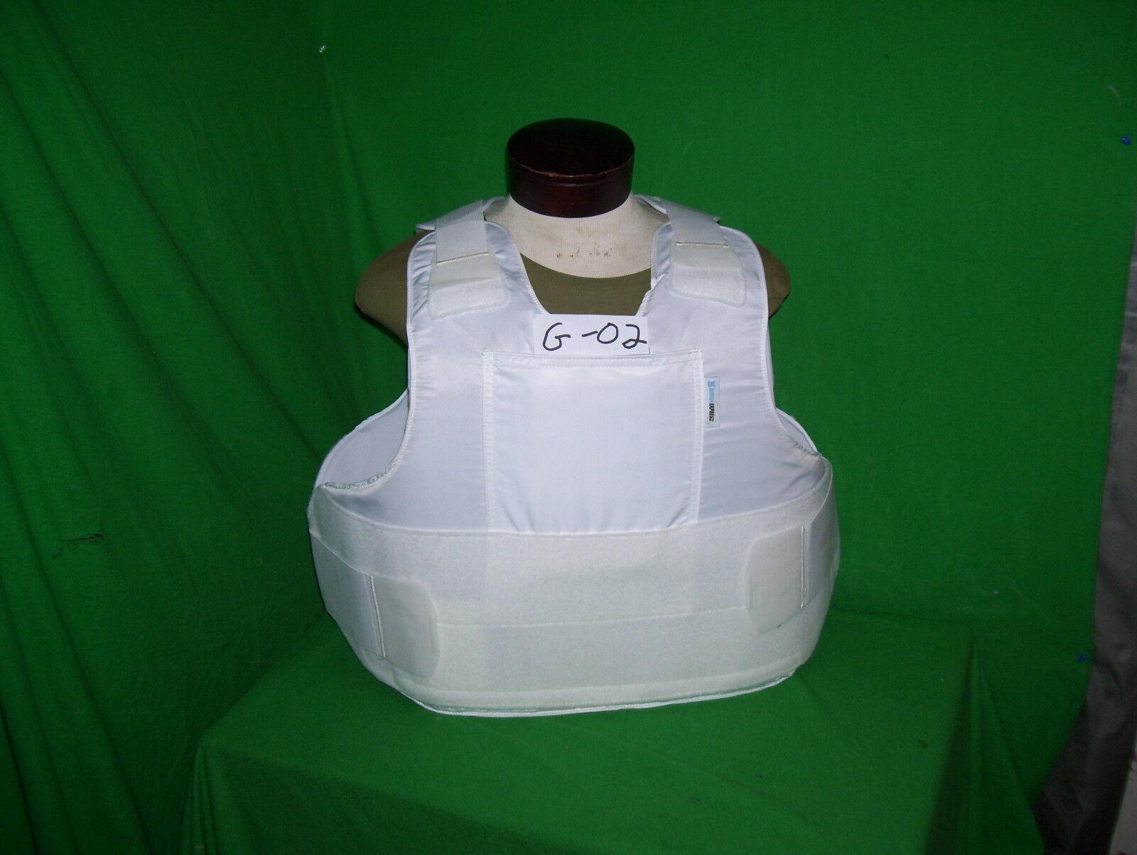 Armor Express Armor Bullet Proof Vest Level IIIA-5XLarge New 2012+FREE-5X8  G-02