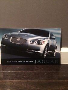 Image Is Loading 2010 Jaguar XF Supercharged New Vehicle Brochure