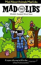 Mad About Animals Mad Libs Price, Roger, Stern, Leonard Paperback