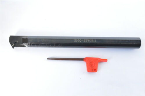 S16Q-STWCR11 inside Lathe Turning Tool Boring Bar 16×180mm For TCMT1102//02//04//08