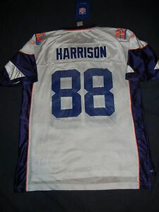 b3d168bd9aa Image is loading MARVIN-HARRISON-Indianapolis-Colts-Reebok-Jersey -Large-Super-