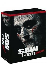 Saw-1-8-UNCUT-Definitiv-Collection-8-DVDs-NEU-OVP