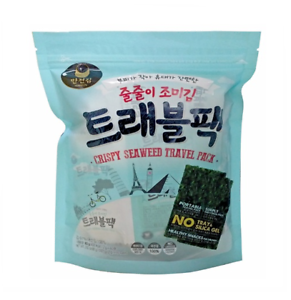 Small-5Sheet-X-32Pack-Total-160sheet-64g-Korean-Roasted-Seaweed-Seasoned-Laver