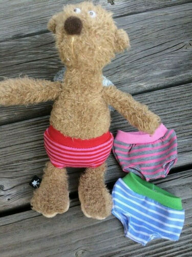 Mutandine Per Orsacchiotto Tg 22 cm Orsi vestiti ad esempio Oh Goood Mutandine Pantaloni