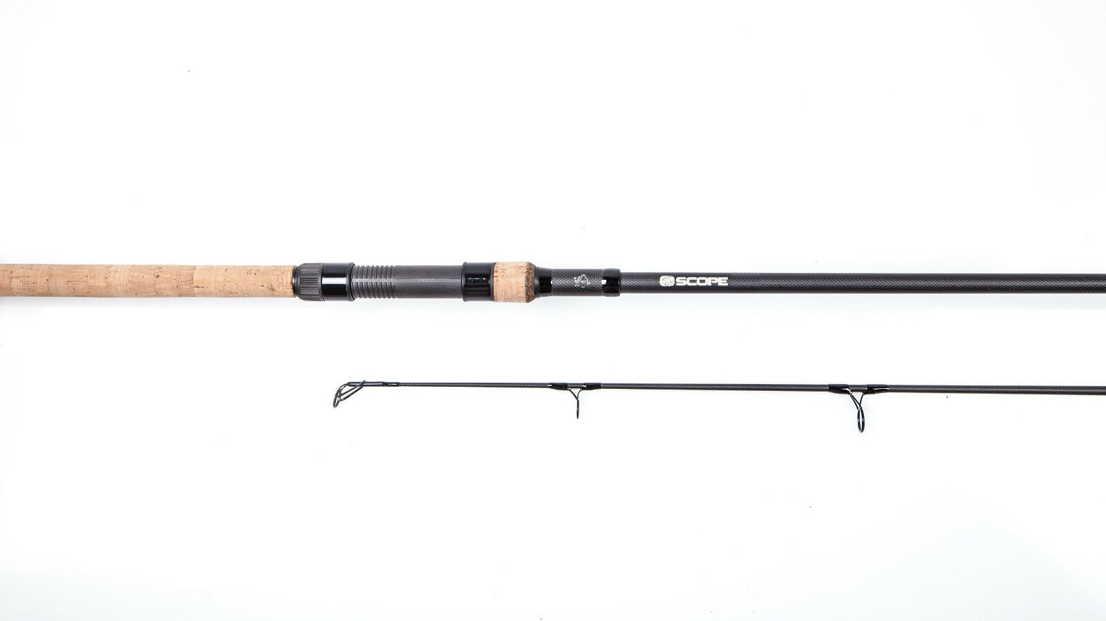 Nash scope Cork rod karpfenrute corcho vara rod caña de pescar carp rod corcho