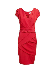 6 Ways to Wear a Casual Red Dress