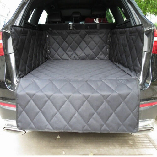 HD QUILTED WATERPROOF BOOT MAT LINER C5 RS6 For Audi RS6 2002-2004