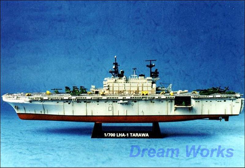 Award Winner Built Trumpeter 1 700 USS Tarawa LHA-1 +Details
