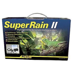 Système Super Rain Ii 2 Mist Lucky Reptile