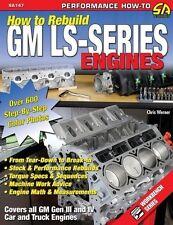 How to Rebuild GM Chevy LS LS1, LS2, LS3, LS6, LS7 Series Engines - SA147