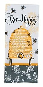 NEW-Kay-Dee-Designs-Bumble-Bee-Happy-Kitchen-Terry-Towel