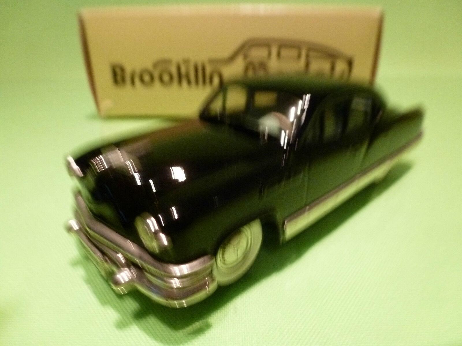 tienda en linea BROOKLIN BROOKLIN BROOKLIN MODELS BRK 29x KAISER MANHATTAN 1953 rojoTERDAM DE LUXE - 1 43 - NMIB  servicio de primera clase