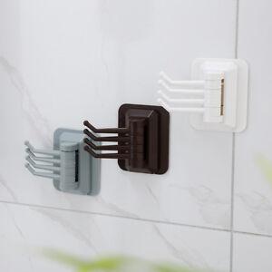 rotating-wall-sucker-vacuum-suction-hook-towel-hanger-holder-kitchen-bathroo-ZP0