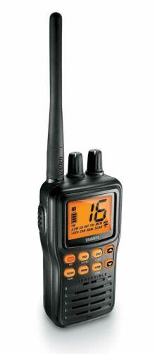 Uniden MHS75 Submersible Waterproof Handheld 2-Way VHF Marine Radio