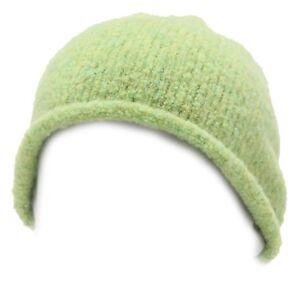 Kindermode, Schuhe & Access. Sporting 1569s Cuffia Bimba Simonetta Tiny Lana Verde Accessori Hat Kid Wool Zahlreich In Vielfalt Hüte & Mützen