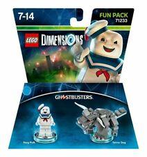NEW LEGO TERROR DOG MINIFIG 71233 figure ghostbusters dimensions ZUUL minifigure