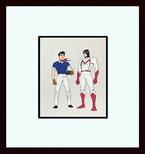 Speed-Racer-7-Framed-Animation-Art-Collectible