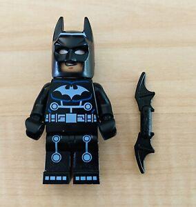 Rare Figure Batman Movie sh046 Lego Batman Electro Suit Minifigure