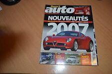 Sport Auto N°537 Audi S3.Mercedes CL 600.Lotus Europa S