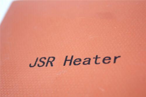 "0.79/"" X 2.8/"" 20 x 70 mm 12 V 2 W avec 3 m avec 30 Deg C Thermostat jsrgo conformité Européene Underwriters Laboratories Heater"