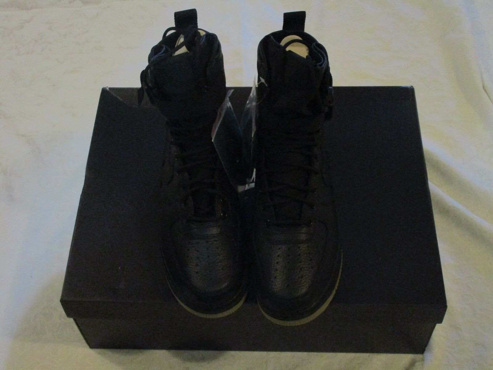Nike Air Force 1 SF AF1 Black Gum Special Field 864024 001 Comfortable The most popular shoes for men and women
