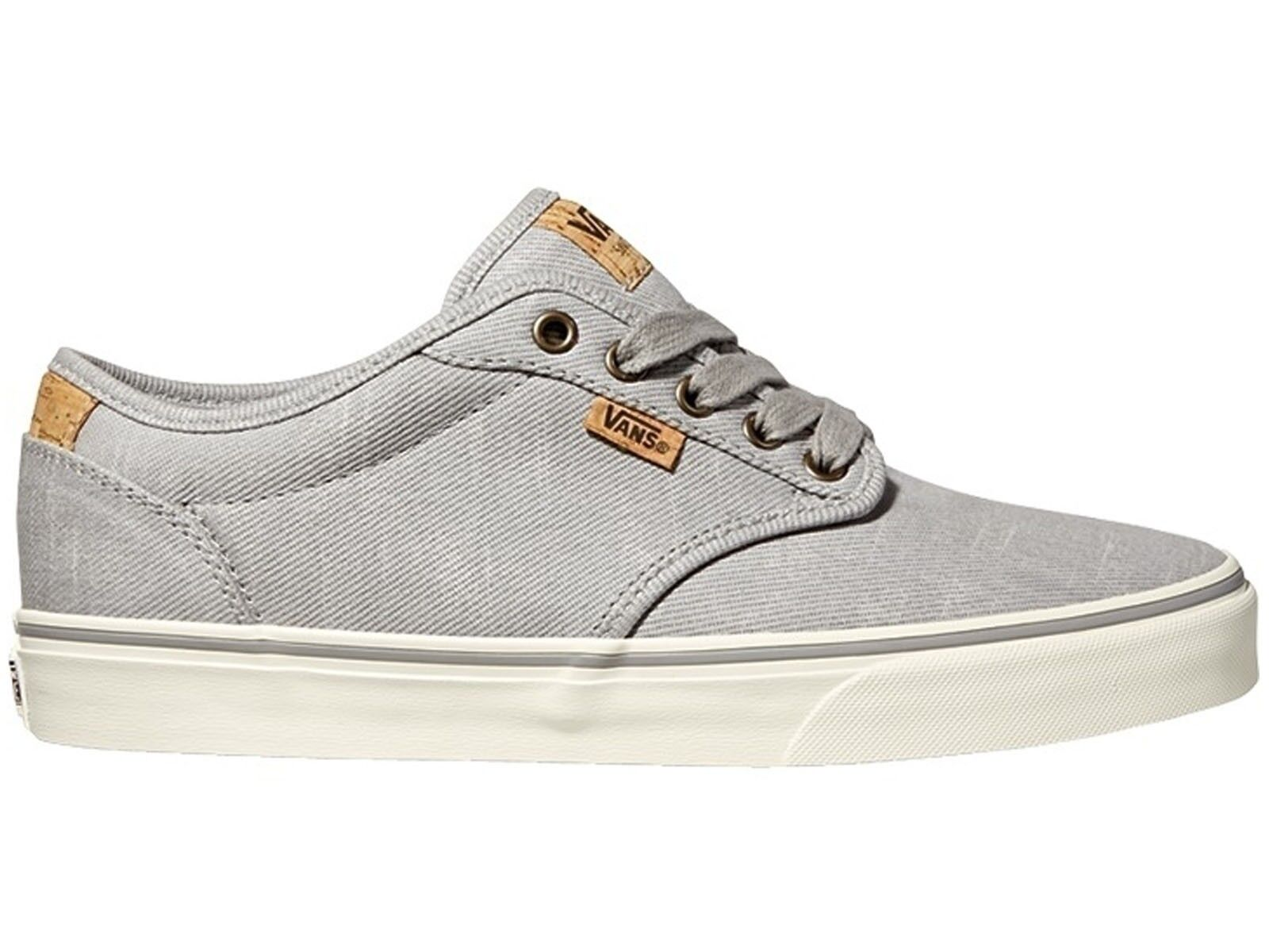 Zapatos hombres VANS  VXB2ILL  ATWOOD DELUXE gris