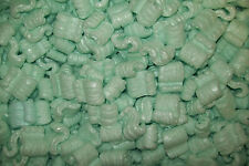 Packing Peanuts Loose Fill Anti Static Green 12 Cubic Feet/90 Gallons Brand New
