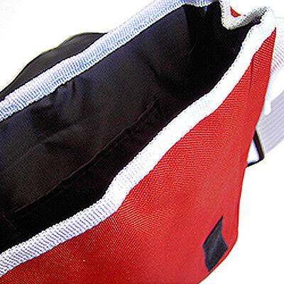 Tasche Reporter City Retro Bag Umhänge Schulter rot weiß klassisch modisch OVP