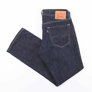 Vintage-Levi-039-s-559-Relaxed-Straight-Fit-Herren-Blue-Jeans-w32-l32