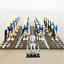 21-Pcs-Minifigures-Star-Wars-Battle-Droid-Gun-Clone-Bonus-Minikit-Lego-MOC miniature 15