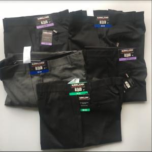 Kirk-Signature-Men-Italian-Wool-Flat-Front-Pant-Fabric-in-Italy-Sz-amp-Clr-VRYT-NWT