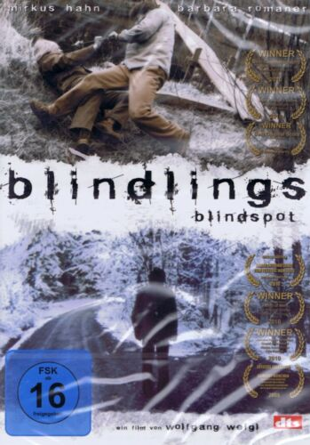 1 von 1 - DVD NEU/OVP - Blindlings (Blind Spot) - Mirkus Hahn & Barbara Romaner
