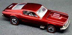 Vintage-Hot-Wheels-Redline-Custom-Mustang