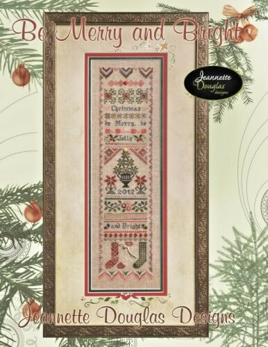 Jeannette Douglas Designs Misc Cross//Specialty Stitch Chart-Your Choice