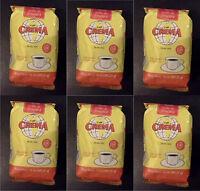 Crema Brand Coffee From Puerto Rico, 6 Bags Ground Coffee, 14oz - Wws
