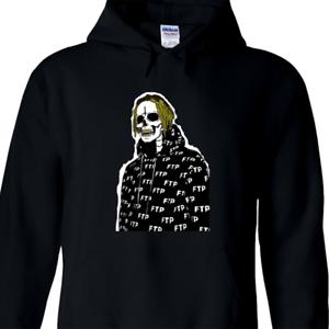 Undead Scrim $uicideboy$ Men/'s Black Hoodie