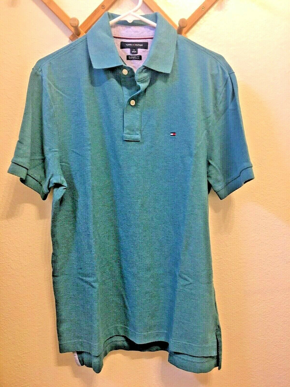 Tommy Hilfiger Men's Classic-Fit Polo Shirts size… - image 5