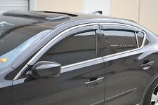 HIC USA 2013 to 2016 Acura ILX side window visor vent shades deflectors