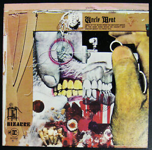The Mothers Of Invention Uncle Meat 2lp 1969 Gatefold