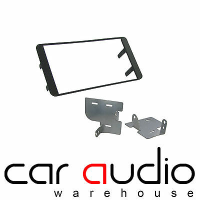 CT23SU07 To Fit Subaru BRZ 2012 On Car Stereo Double Din Fascia Facia Panel