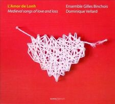 L'Amor De Lonh: Medieval Songs of Love and Loss, New Music