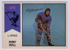 2003 Topps Vintage Embossed Buyback 1974 OPC Bobby Hull