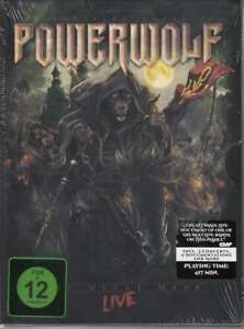 Powerwolf-Metallo-Massa-The-Live-Nuovo-DVD