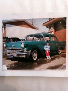 Pontiac patphinder 1957 sedan /.       ( POSSIBILITÉ / ÉCHANGE )