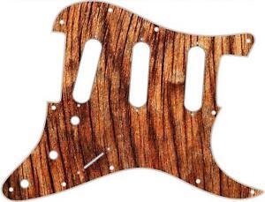 Stratocaster Strat Pickguard Custom Fender SSS 11 Hole