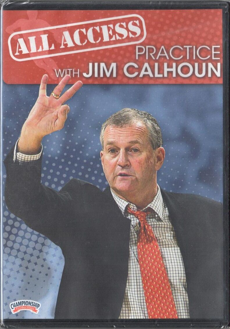 All Access Practice with Jim Calhoun