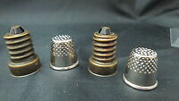 Traditions Explorer 4 Jewelry Craft Thimbles (with Holes)