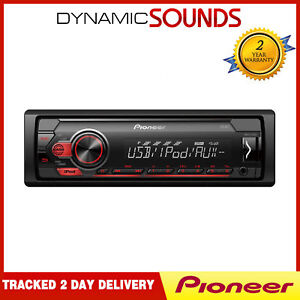 Pioneer-MVH-S110UI-Mechless-USB-Aux-iPod-iPhone-Android-Car-Stereo-Headunit