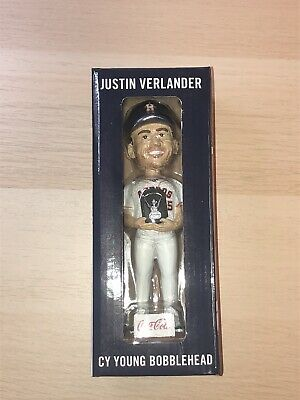 Justin Verlander Cabezón Astros 2019